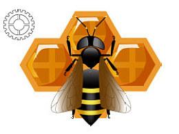 临摹················蜜蜂············