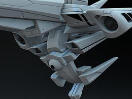 巡逻机概念设定 0830