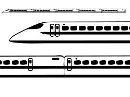 和谐号火车