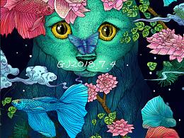 新系列《猫国物语》