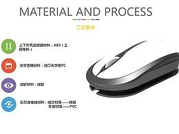 鼠标的产品结构与材料分析