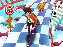 插画集(2010-12)