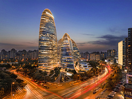年底总结,放几张18年拍的城市夜景