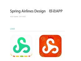 Spring Airlines Design  移动app样式以及表单式运用