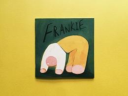 Frankie wants to be alone | zine