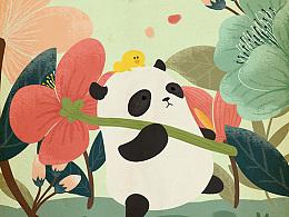 四季熊+小肥象