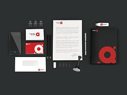奇点智汇logo设计 科技企业logo vi设计 互联网高端公司logo 微信 网络建站