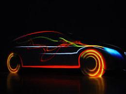 精彩绝伦的汽车3D秀