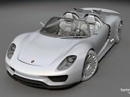 Porsche-918SpyderConcept