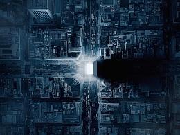 《心理罪:城市之光》电影动态海报
