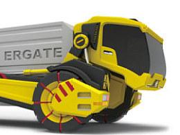 ERGATE工蚁·运输车