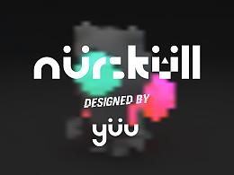 Nurskull:废土公仔设计