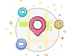 移动警务app——产品引导页