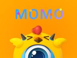 MOMO公司吉祥物