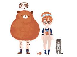 达姆熊日常之2