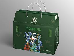 植物饮品包装