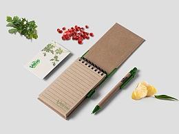 VACUO水果厨师品牌形象设计