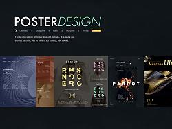 海报设计汇总|POSTER DESIGN