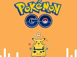 #POKEMON GO主题图标设计#