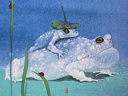 【泥魃小鬼】?#26223;?#29577;蟾】——翔魚