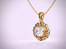 零基础十天珠宝作品案例