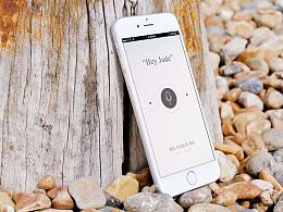 手机音乐播放器《乐粹》界面设计