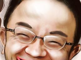 【漫画人物】易居主席