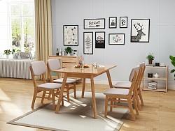 北欧实木系列之餐桌