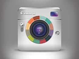 临摹照相机
