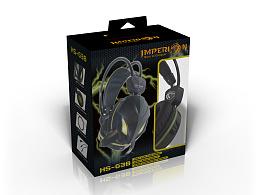 耳机包装设计(游戏类)