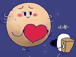 萌王星#看照相这架势,冥王星一定是个妹子图片