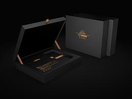 奢侈手机 包装盒效果