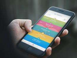 一个关于健康的app
