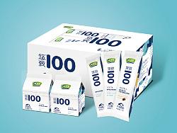 【包装设计展示】田牧乳业—鲜奶冰淇淋