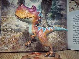 """鸦之巢""原创作品,漫画及GK《Roaming Dinosaurs》"