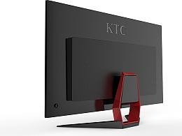 康冠32寸显示器--意臣工业设计innozen