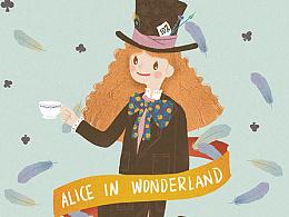 Alice in Wonderland(爱丽丝梦游仙境)
