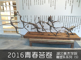 湖北美术学院毕设展系列(5)雕塑系 #青春答卷2016#