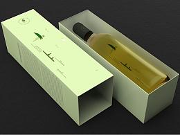 山西省文创大赛 竹叶青酒VI设计