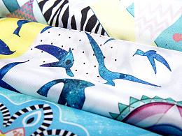 VEANADOO-Art scarf