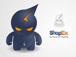 新公司吉祥物设计稿V1