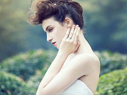 【梵尼洛芙珠宝洛可可女王系列】- 特莱维 设计灵感:巴黎协和广场洛可可喷泉-求婚钻戒 婚戒设计