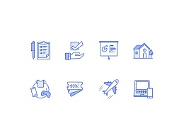 Icons for a office APP