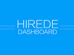 雇得易招聘管理系统Dashboard