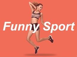 运动app  FunnySport  2.0