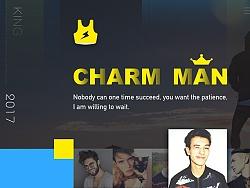 CHARM MAN