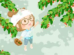 樱桃的季节