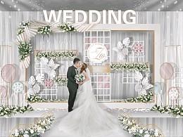 半年总结(婚礼设计)