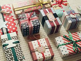 ★礼物包装设计整理