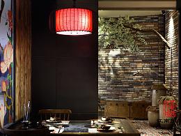 餐厅摄影|室内空间摄影作品